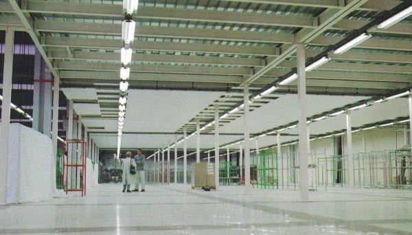 Soppalco centro commerciale