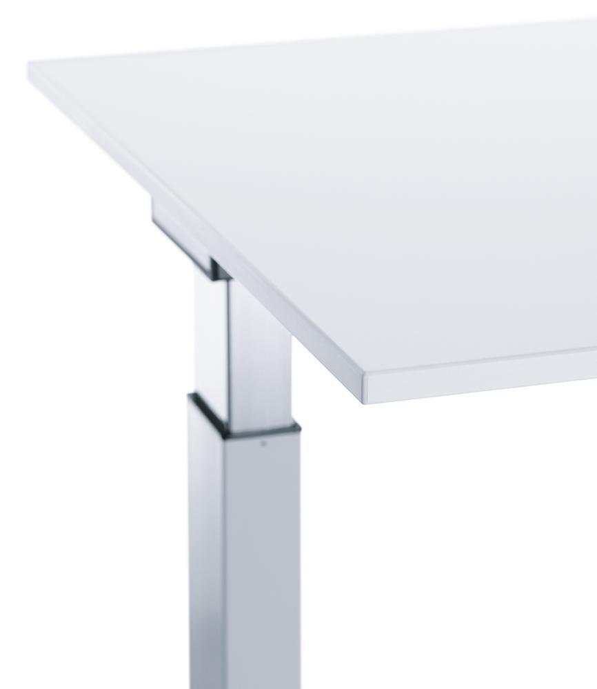 vista laterale scrivania