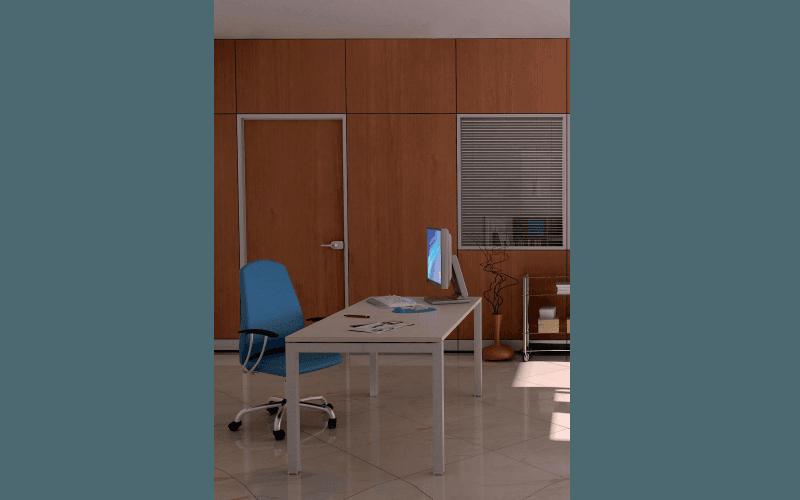 parete ufficio