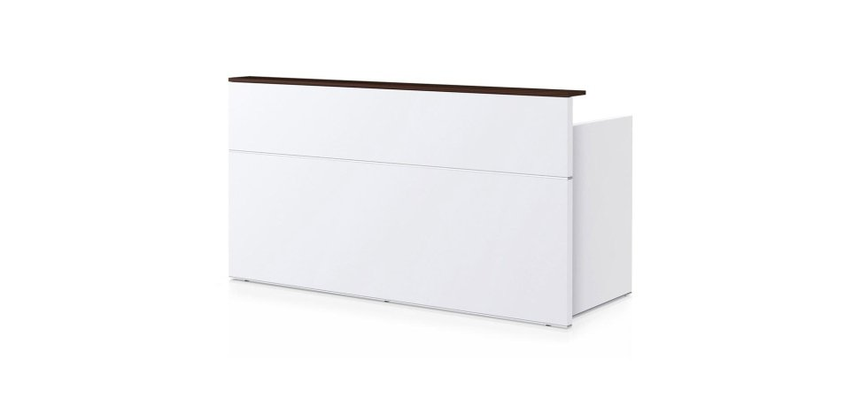 scrivania modello SEDUS bianca
