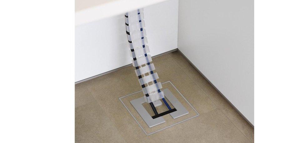 fili al pavimento