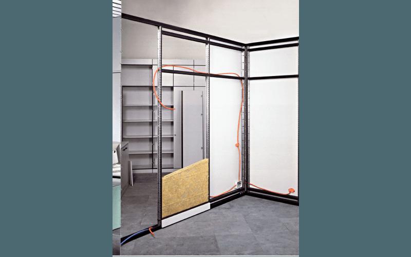 costruzione pareti divisorie