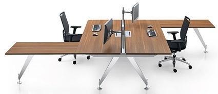 scrivania multipostazione