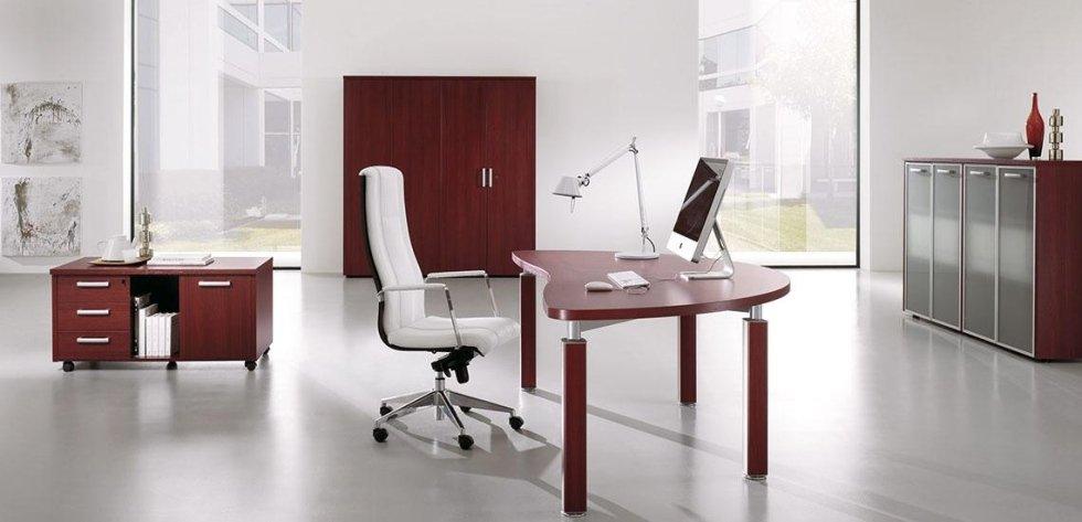 mobili ufficio direzionali_linea cubo 2