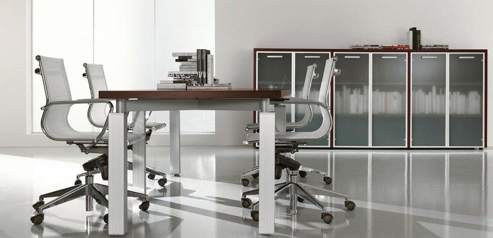 scrivania dirigenziale_linea cubo