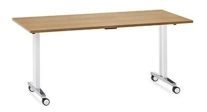 tavolo lungo con ruote _linea brainstorm sedus