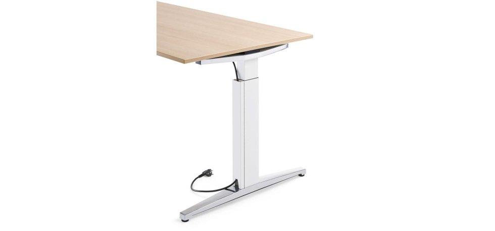 tavolo da lavoro angolare_linea attention sedus