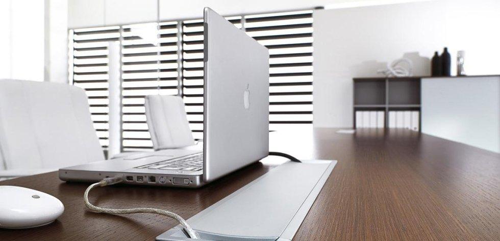 scrivania per ufficio direzionale _linea lux