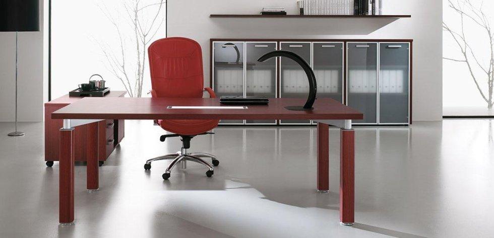 scrivania per ufficio_linea cubo 2