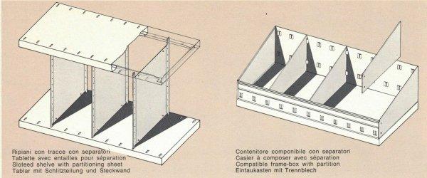 Componenti Unimondial