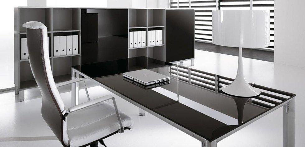 scrivania per ufficio_linea lux