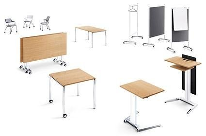 set di forniture_linea brainstorm sedus