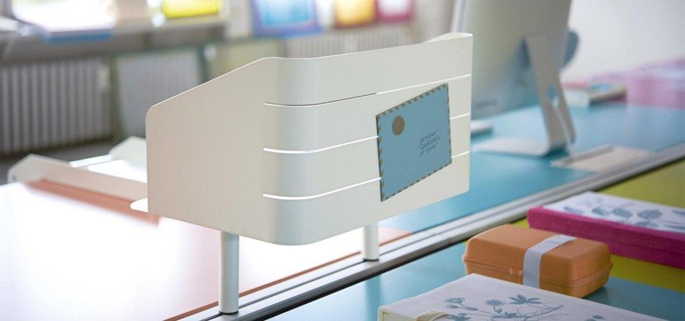 portaoggetti scrivania