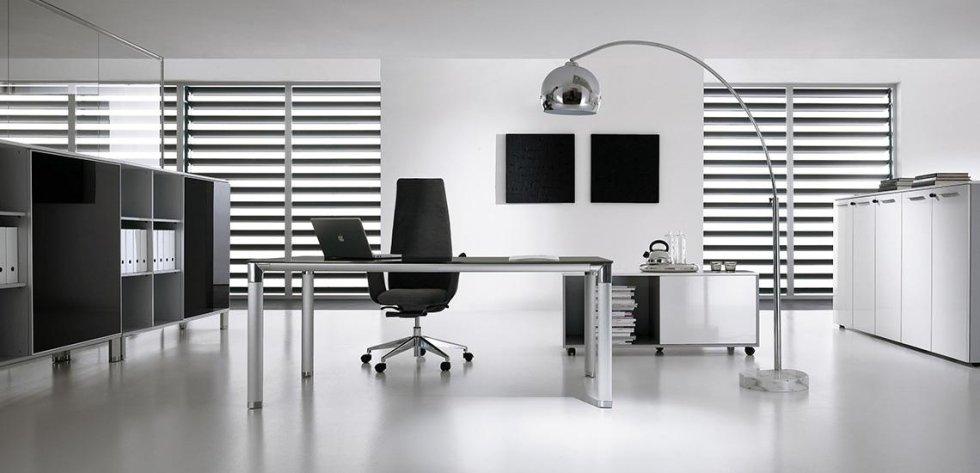 mobili ufficio direzionali_linea lux