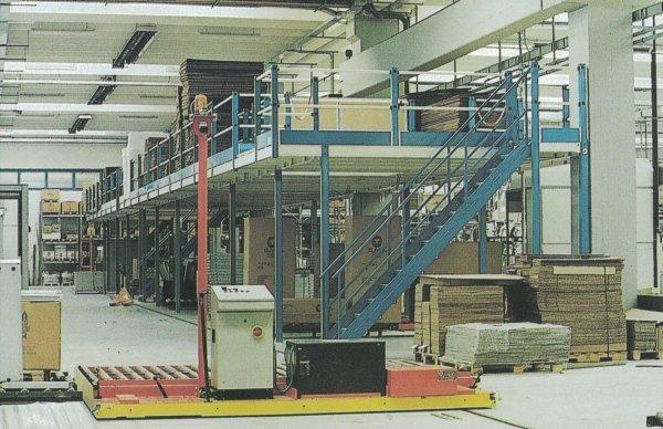 Soppalco industriale
