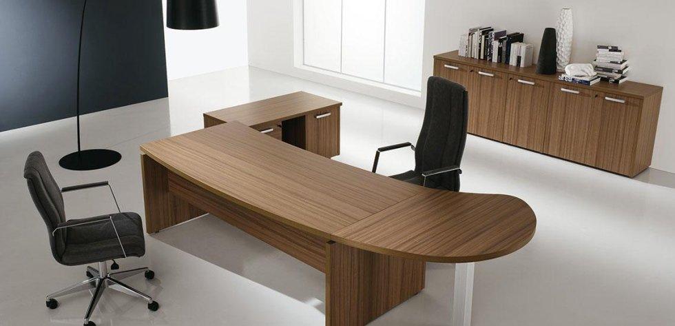 scrivania ufficio arredo_linea cubo