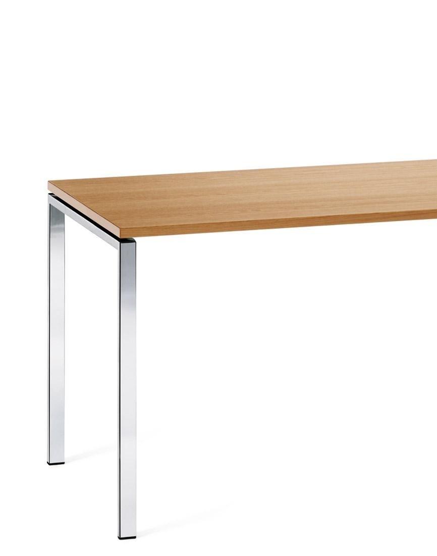 angolatura di un tavolo_linea brainstorm sedus