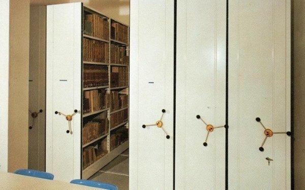 Mobili Archivio Ufficio : Archiviazione e mobili metallici milano cograrredo srl