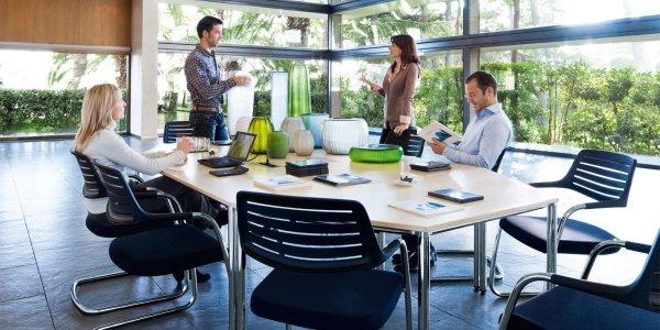 riunione in ufficio