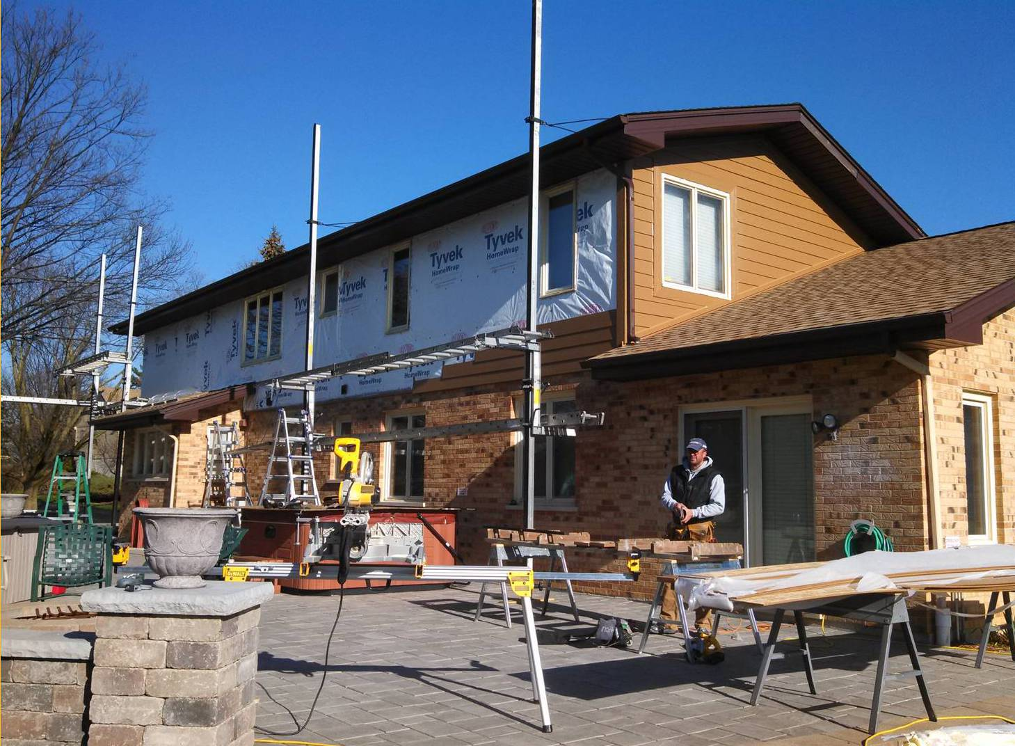 Oak Brook Siding, Soffits, Fascia, Windows, Doors
