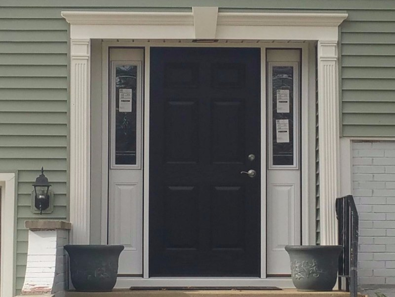Lombard Entry Doors and Siding
