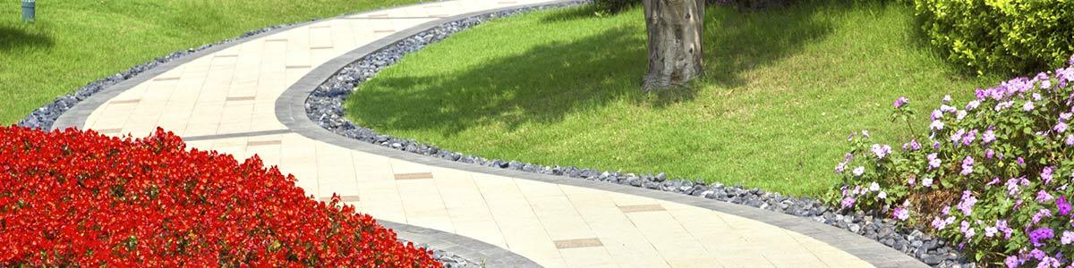 dalton decorative concrete concrete pathway