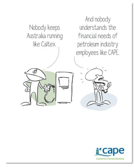 Cape brand leaflet