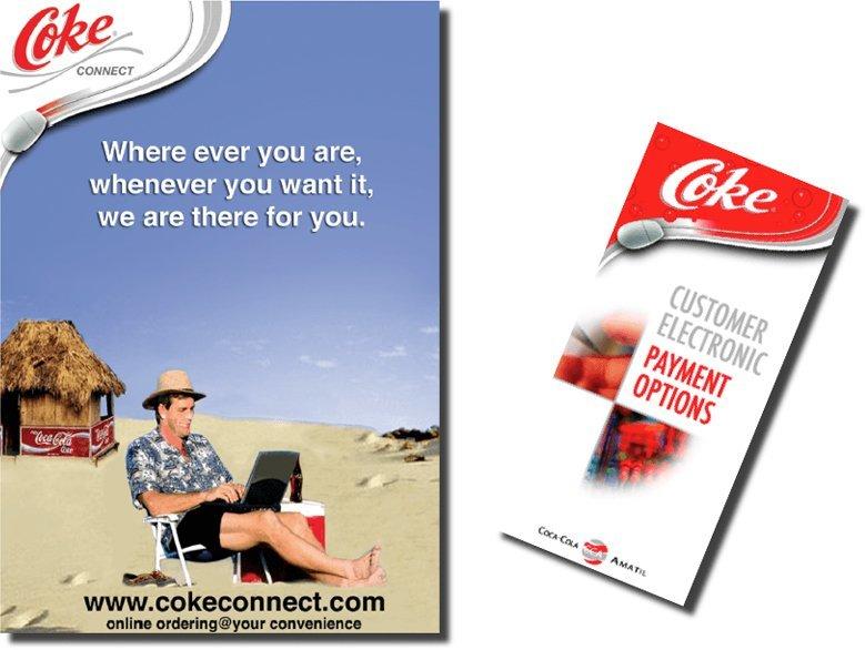 Cocoa cola leaflet