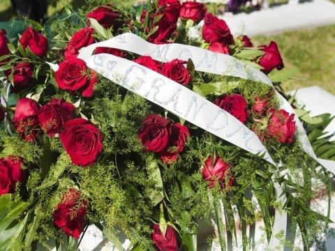 addobbi per funerale viterbo