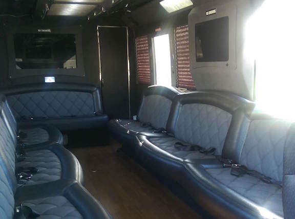 Best Party Bus Chicago IL