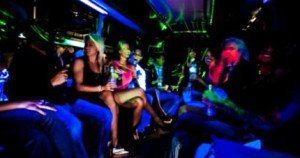 Top Chicago Party Bus