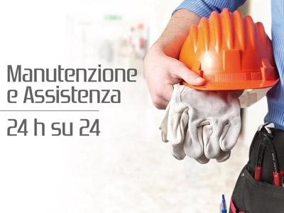 Servizi di assistenza e manutenzione impianti
