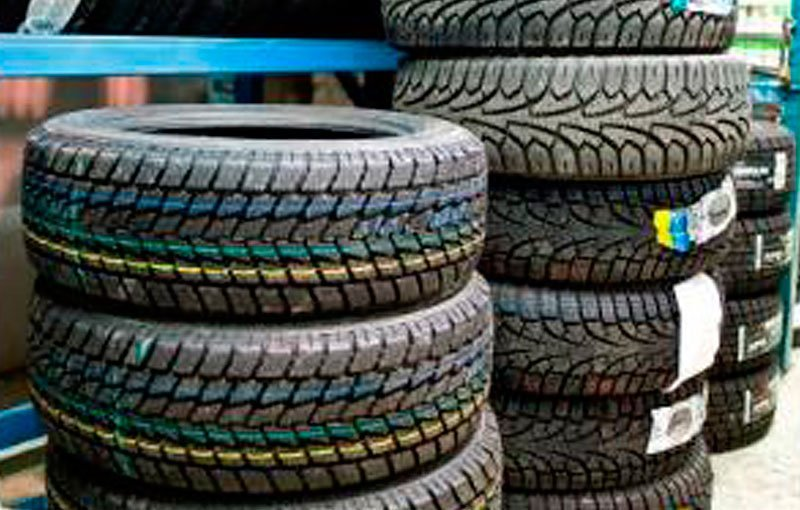 our tyres