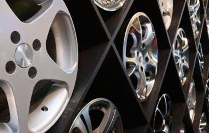 wheels selection