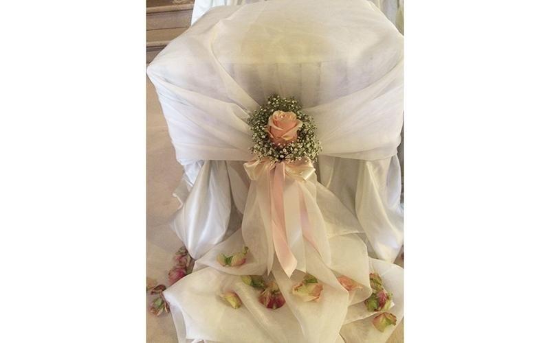 Fiori per chiesa matrimoni