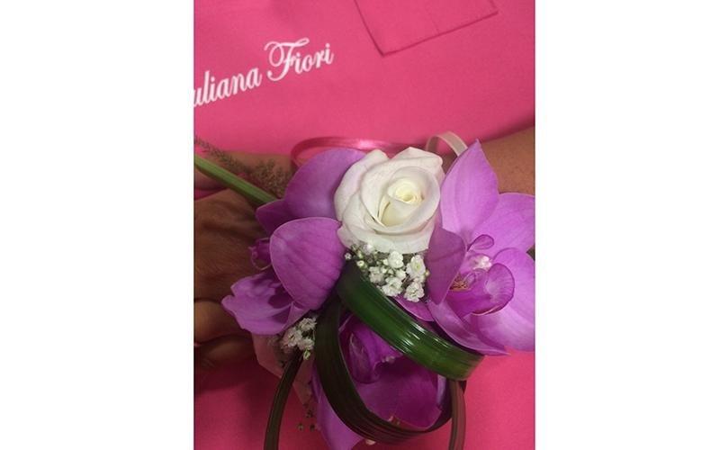 Decorazione floreali per matrimonio