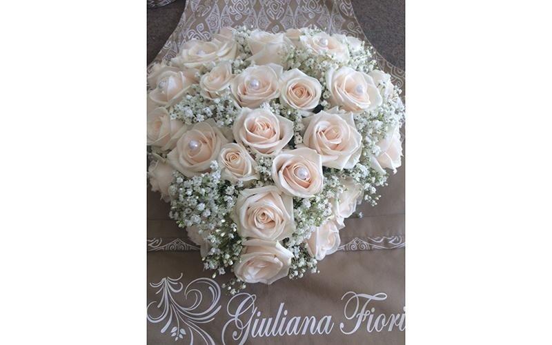 Allestimento floreale per cerimonie