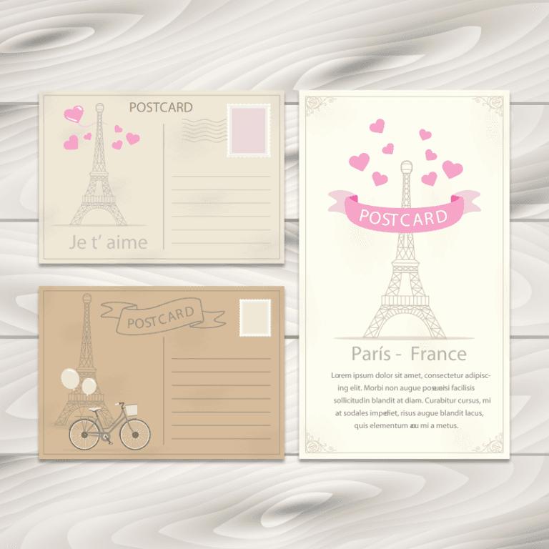 realizzazione cartoline e inviti