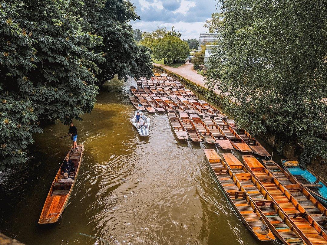 Oxford Sailing Tours