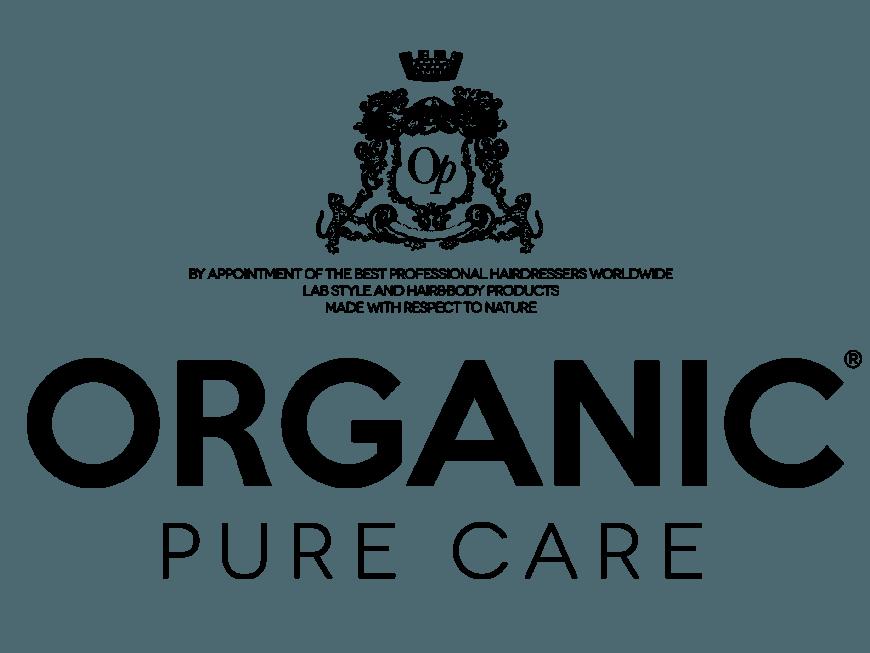 Organic pure care logo