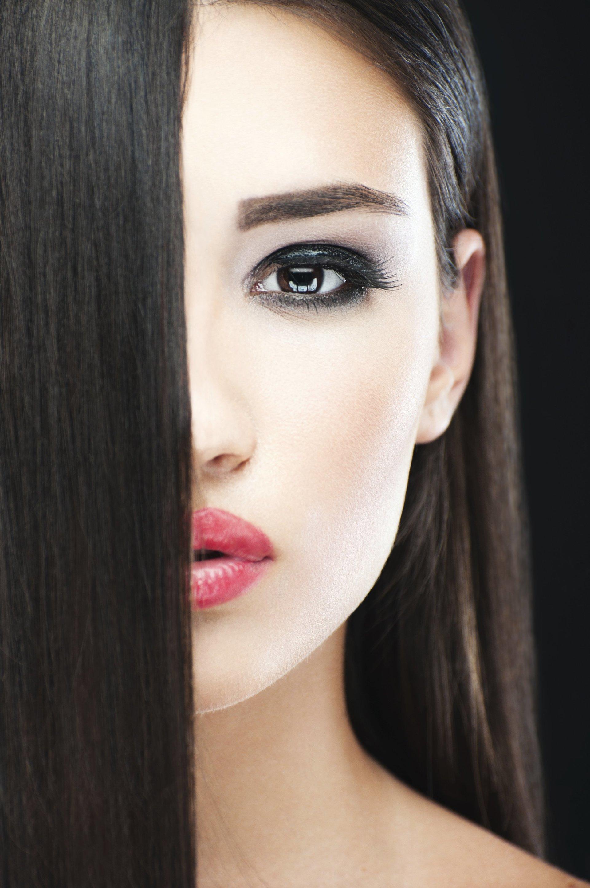 Lisciatura dei capelli lunghi