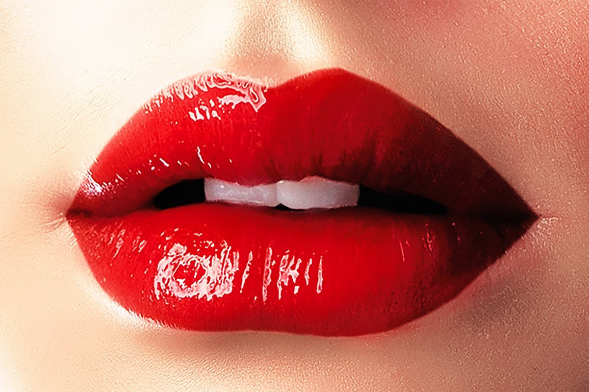 Makeup professionale per labbra