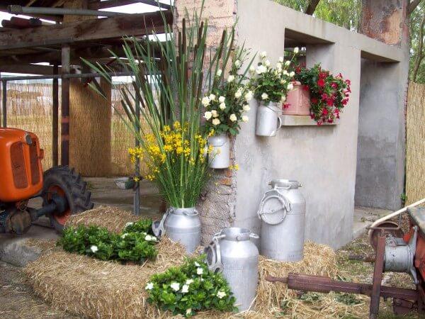 decorazioni floreali esterne