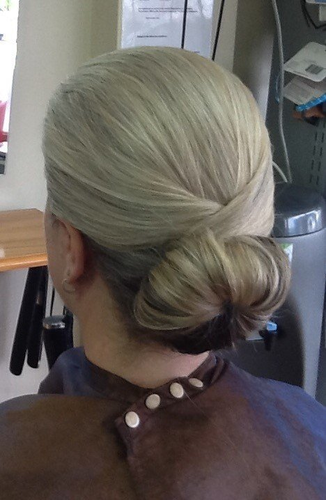 work done by Michelle Day             Hair up done by Amanda Chalmers