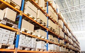 organizzazione logistica di magazzino