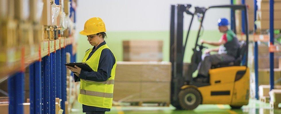 logistica e movimentazione merci