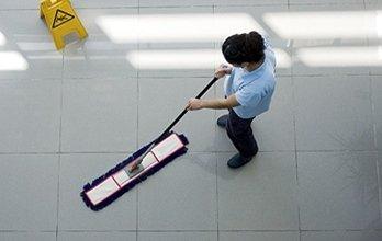 servizi di pulizia professionale