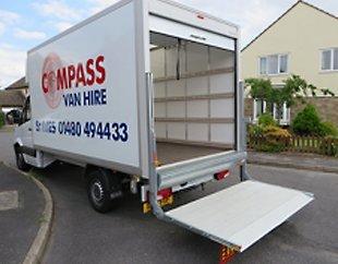 Van rental by the day