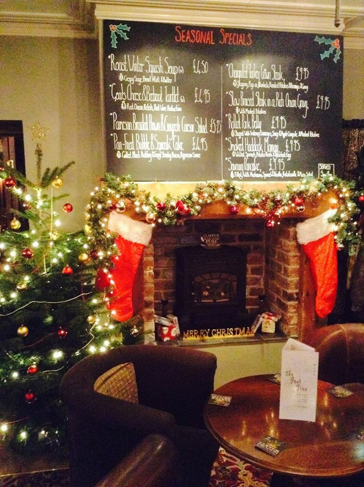 Christmas at the Pear Tree