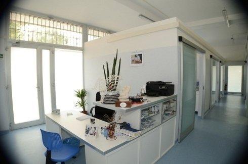 reception ambulatorio